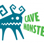 Cave Monster logo
